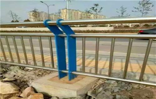 内江不锈钢桥梁护栏来图定做生产