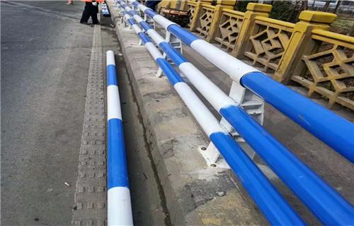 四川内江76*3不锈钢复合管栏杆焊接工艺