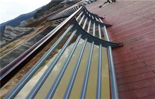 珠海304不锈钢复合管桥梁护栏报价