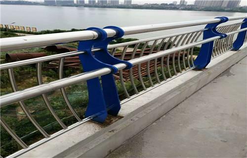 焦作桥梁防撞栏杆