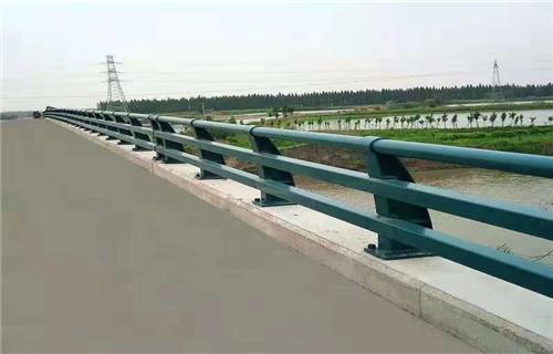 内江桥梁防撞护栏来图定制安装