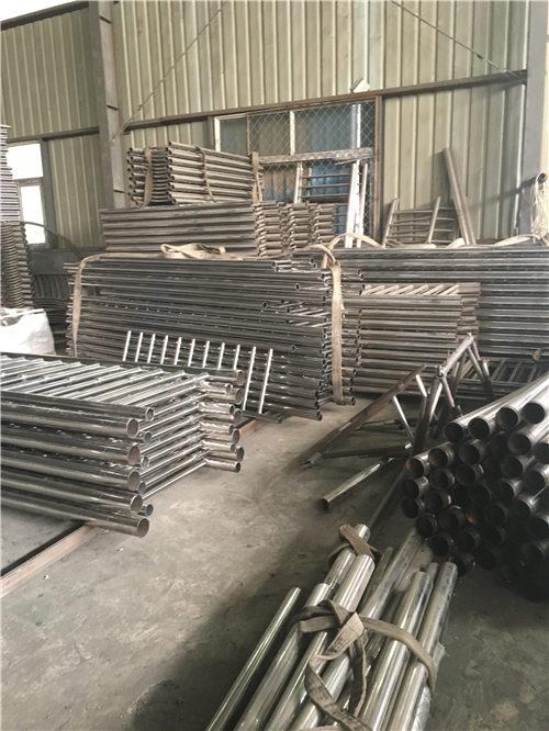 海北热销不锈钢复合管护栏保证品质完善