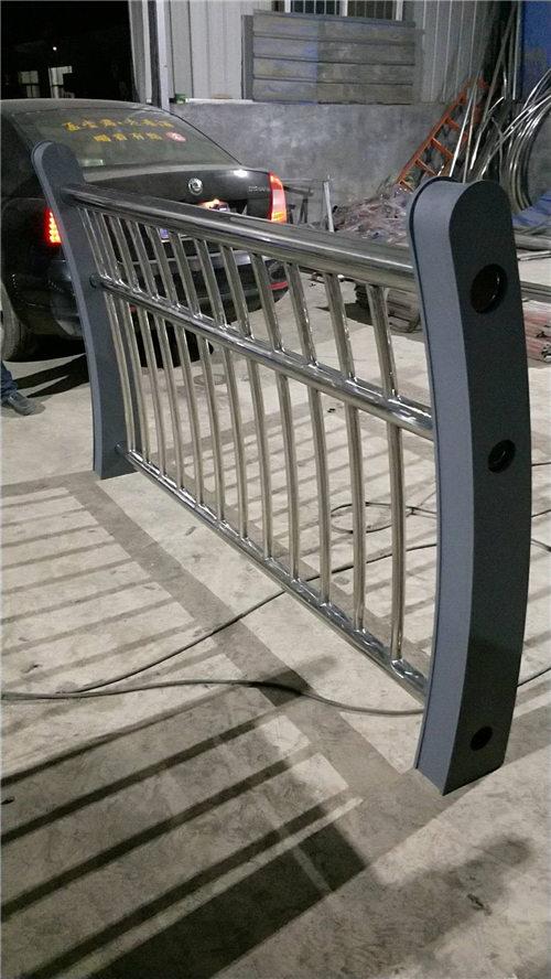 德州桥梁钢板立柱2021新款设计