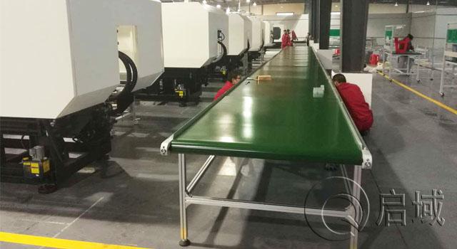 铝型材自动化流水线装配线加工-启域