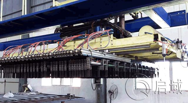 铝型材机械设备安全防护罩启域厂家定制