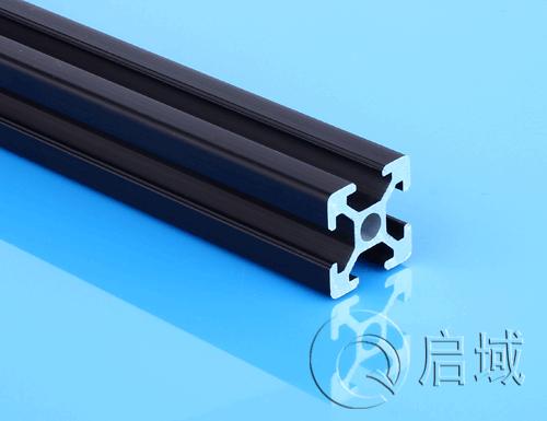 黑色铝合金型材2020制作工作台