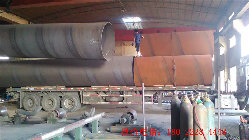 赣州钢护筒加工厂,赣州螺旋钢管生产厂家,赣州螺旋管价格