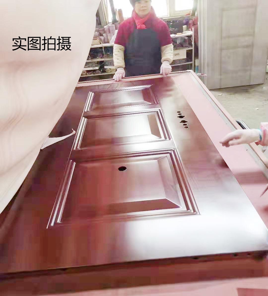 钢板门转印机 木纹转印机认准昊威机械厂