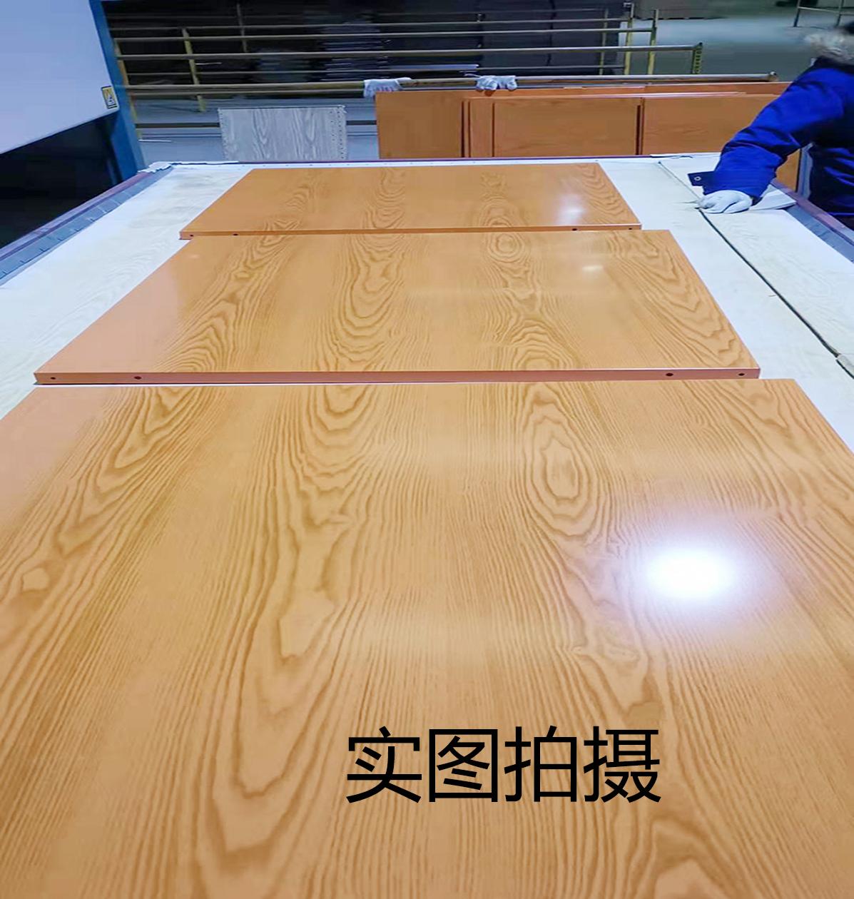 书柜 资料柜转印设备  木纹文件柜转印机厂 河南昊威华宜机械