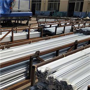 温室专用铝型材 蔬菜大棚铝合金 玻璃温室开创铝材 现货直供