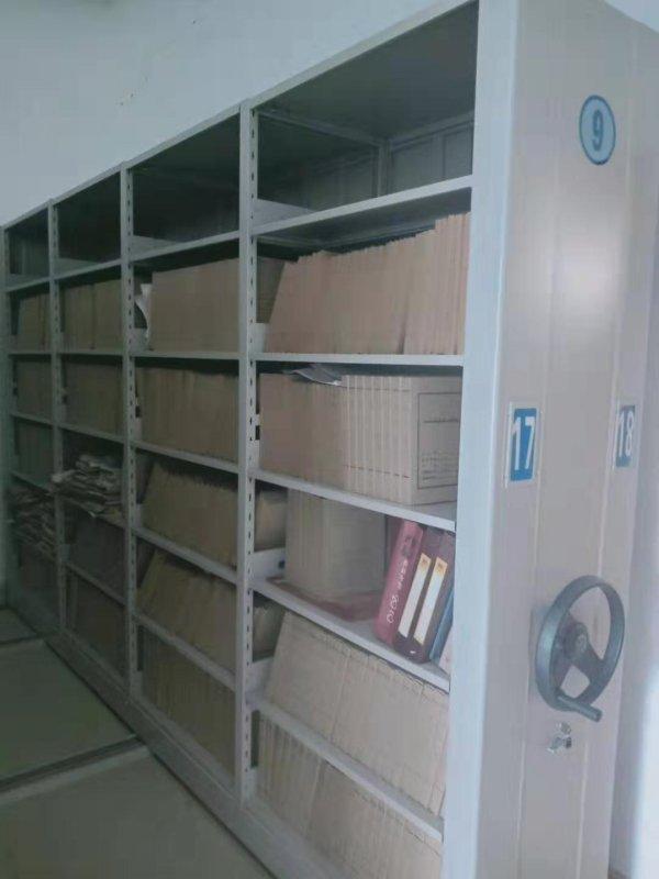 白山自动选层密集柜型号规格