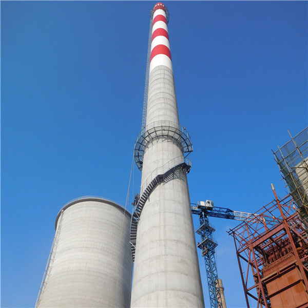 永州电厂烟囱防腐的措施