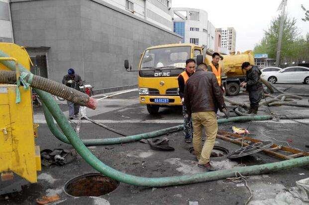再回首:南昌市政管道清淤@雨水管道清洗