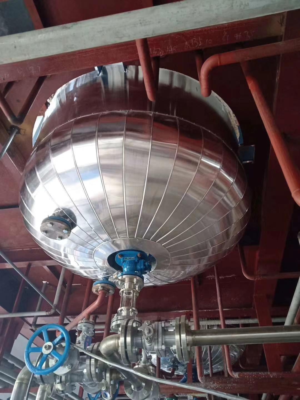 防水玻璃棉设备管道保温安装不锈钢罐体保温