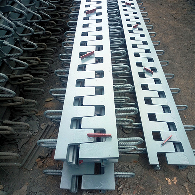 新余市异型钢桥梁伸缩缝 长度定制