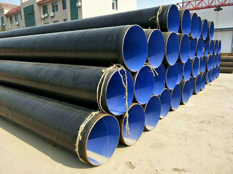 湖南岳阳螺旋钢管_给排水涂塑钢管_价格低
