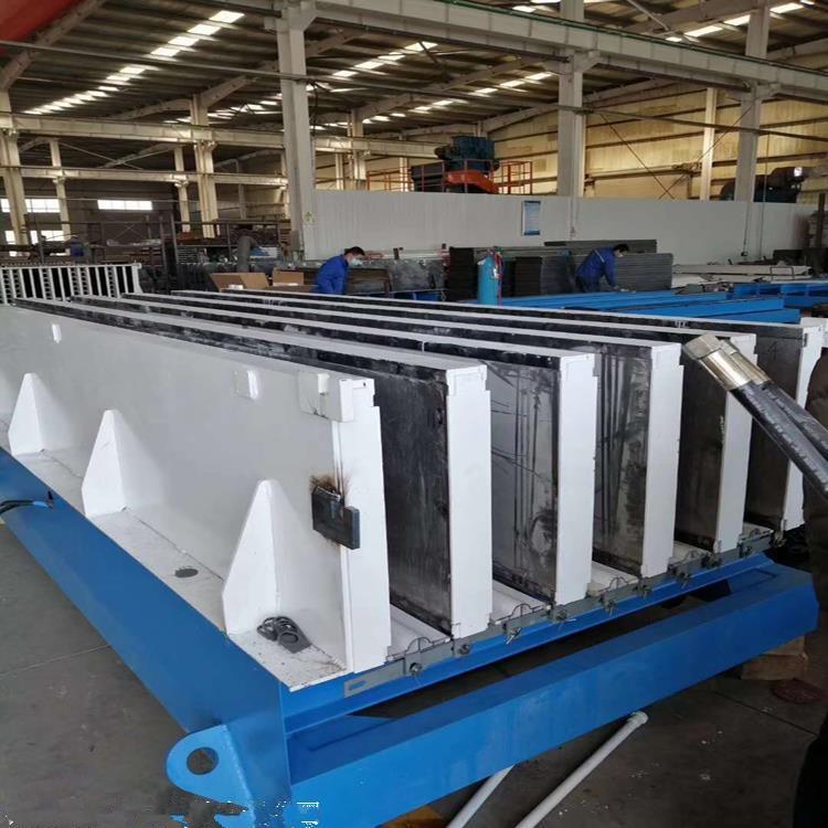 空心墙体板模具车设备_隔墙板搅拌机设备山西吕梁