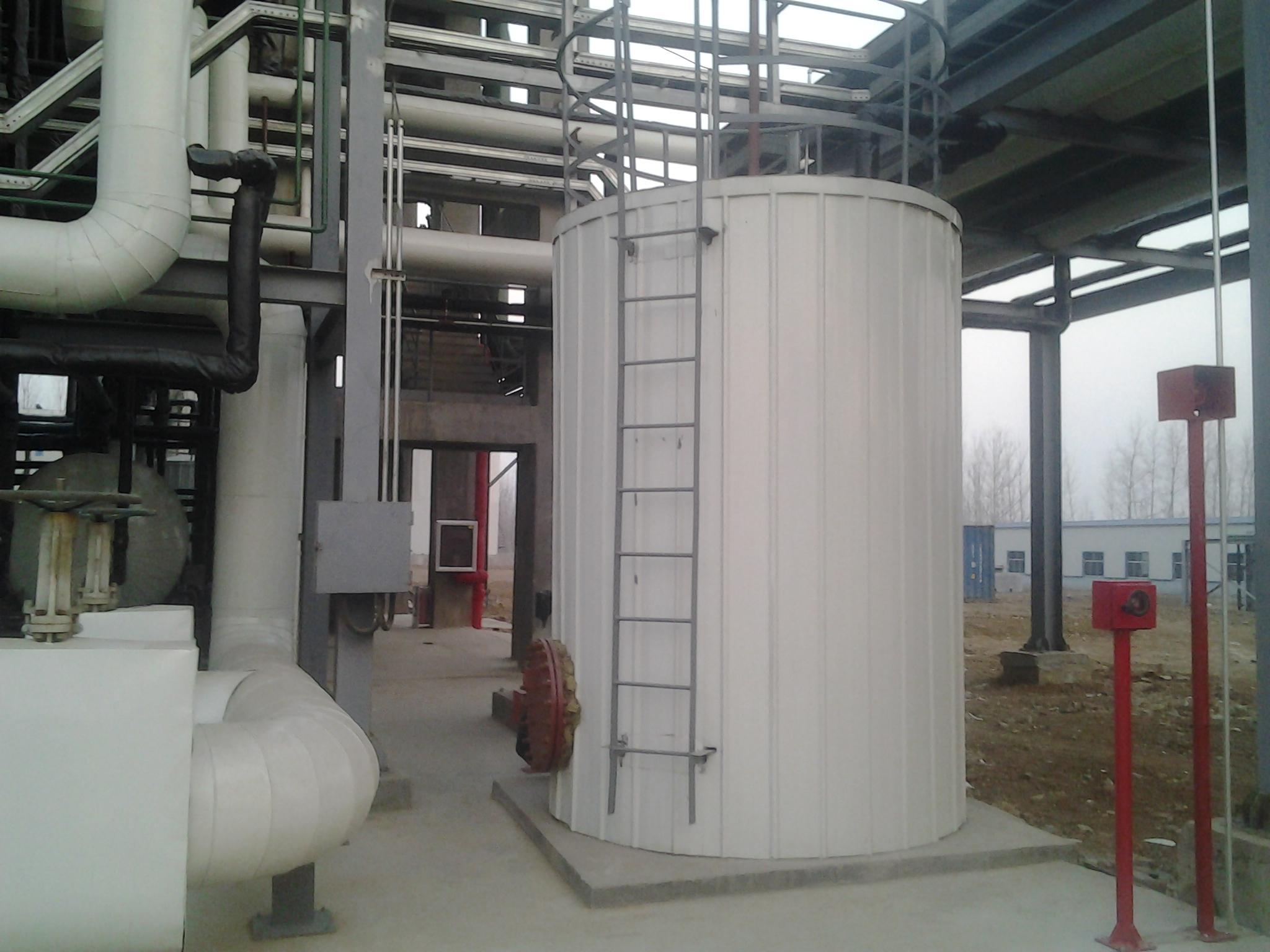 岩棉板罐体彩钢板保温工程施工设备保温施工