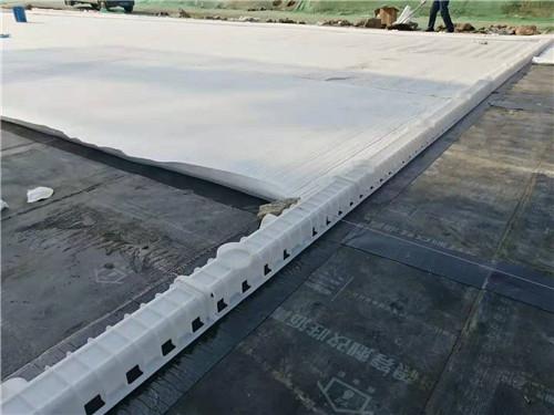 虹吸式排水系统管道布置及敷设